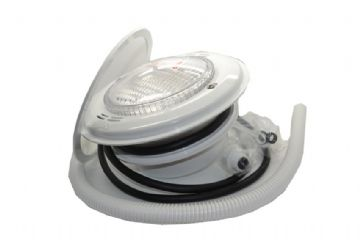 Certikin PU6 LT White LED Light and Niche - Concrete Pools - PU6CLTW